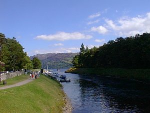 7 night tour hiking the great glen way scotland