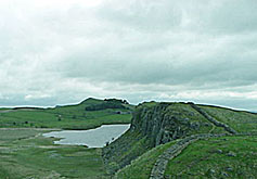 6 night hadrians wall national trail, england.